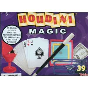 Houdini Magic Toys & Games