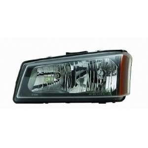 05 07 Chevrolet (Chevy) Silverado Pickup Headlight (Passenger Side