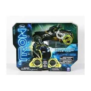 Tron Legacy   Deluxe Light Cycle Vehicle CLU Toys & Games