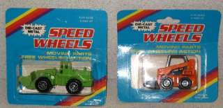 Aurora Walnut Creek Diecast CONSTRUCTION Trucks Lot 3