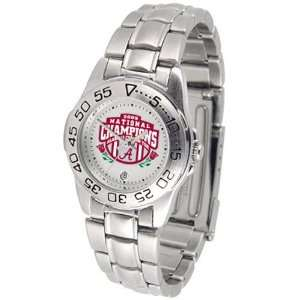 BCS National Champions Ladies Sport Metal Watch