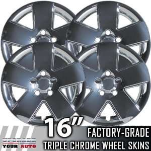2007 2009 Ford Fusion 16 Chrome Wheel Skins Automotive