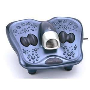 Touch   WA 200   Warm Air Heated Foot Massager   Blue   13 x 16 in