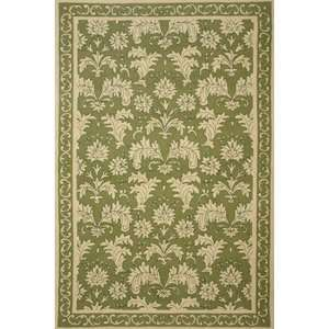 Sawgrass Mills Outdoor Rugs HRGBP8 Gatsby Pesto  Large