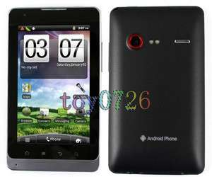 CAPACITIVE TOUCH ANDROID E8 Smart CELL PHONE wifi GPS DUAL SIM