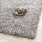 Medley Textured Grey Shag Area Carpet Rug 4 x 6