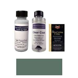 Green Metallic Paint Bottle Kit for 2007 Plymouth Grand Voyager (PGV