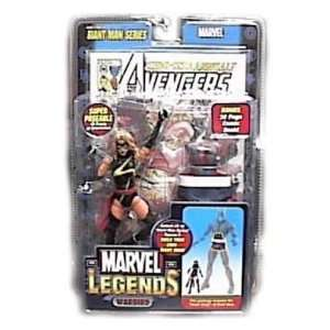 Marvel Legends Exclusive Series Action Figure Warbird (Ms