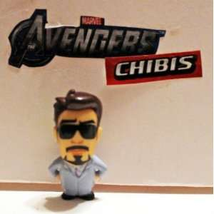 Marvel Avengers Chibis Single Figure   TONY STARK Toys & Games