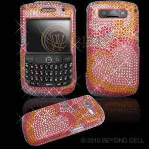 BlackBerry Curve 8900 Cell Phone Full Crystals Diamonds