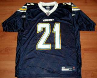 LADAINIAN TOMLINSON LT SAN DIEGO CHARGERS JERSEY 3XL