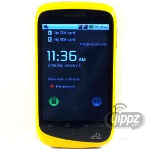 Android 3600 Unlocked Worldwide Quad Band GSM Dual SIM 3G Smartphone