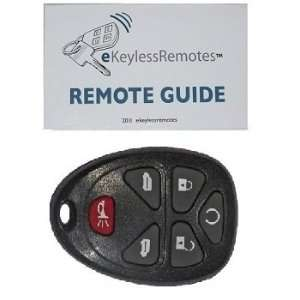 2005 2008 Pontiac Montana SV6 Keyless Entry Remote Fob Clicker (Must