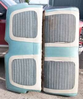 1959 FORD SKYLINER RETRACTABLE REAR SEAT   VERY NICE