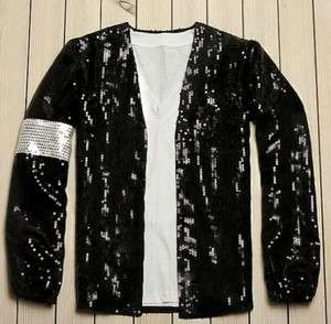 MICHAEL JACKSON BILLIE JEAN JACKET XS/S/M/L/XL/XXL