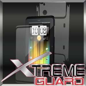 XtremeGUARD© HTC EVO VIEW 4G FULL BODY Screen Protector