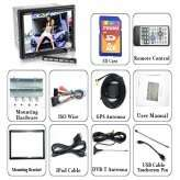 Street King DOUBLE DIN Car DVD Player With GPS.