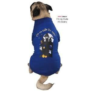 Casual Canine ZM8026 Im So Cute Its Scary Dog Apparel