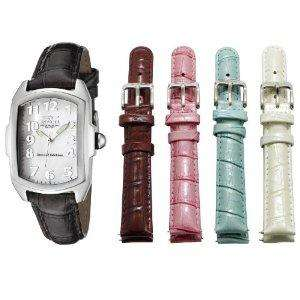 Invicta Womens 5168 Baby Lupah Shiny Leather Interchangeable Watch