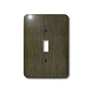 Florene Designer Texture   Dark Maple Wood   Light Switch