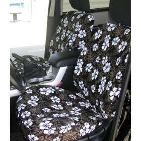 Shear Comfort Custom Cadillac Escalade Seat Covers   FRONT