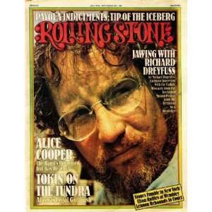 Rolling Stone Cover of Richard Dreyfuss / Rolling Stone