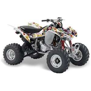 Ed Hardy AMR Racing Honda TRX 400EX 2008 2011 ATV Quad Graphic Kit