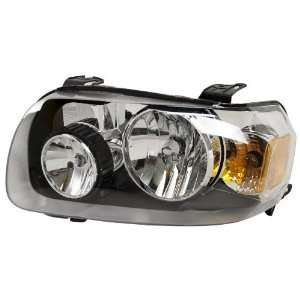 OE Replacement Ford Escape Driver Side Headlight Lens