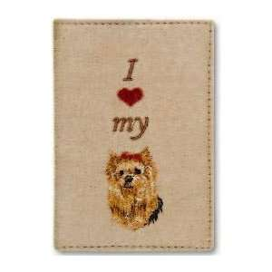 YORKIE Yorkshire TERRIER Terriers Dog Dogs ADDRESS BOOK