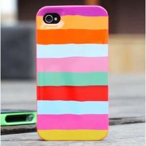 Kate Spade 3 Layers Case for Iphone 4 + Gift Bag + Iphone