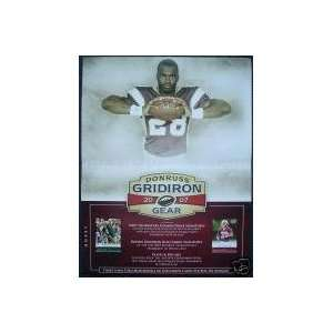 2007 Donruss Gridiron Gear Football Factory Sealed Hobby Box (Each Box