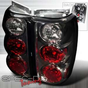 Ford Explorer 1995 1996 1997 Altezza Tail Lights   Smoke