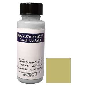 Oz. Bottle of Light Gold (Two Tone) Touch Up Paint for 1978 Ford All
