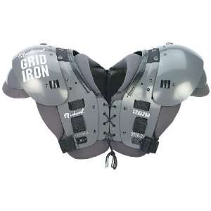 Markwort Adult Gridiron Football Shoulder Pads (Large