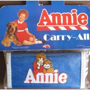 Orphan ANNIE CARRY ALL Key Holder Case (1982 Tribune/Columbia Pictures