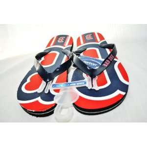 Boston Red Sox MLB Unisex Flip Flop Beach Shoes Sandals slippers size