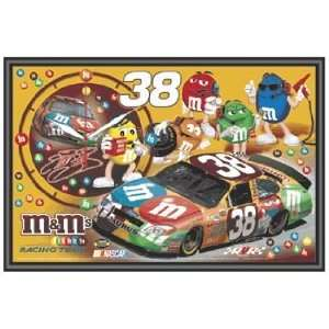NASCAR Elliott Sadler Framed Clock