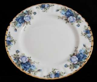 Royal Albert MOONLIGHT ROSE Salad Plate, Montrose