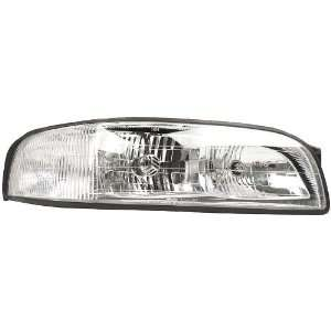 OE Replacement Buick Lesabre Passenger Side Headlight