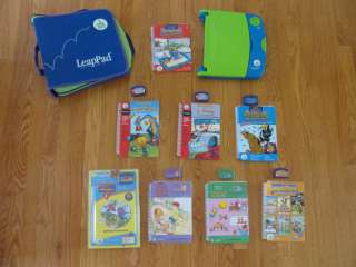 LEAP FROG LEAPPAD Interactive Learning System books