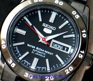 SEIKO LADIES AUTOMATIC SYMG41 BLK METAL SYMG41J1 JAPAN