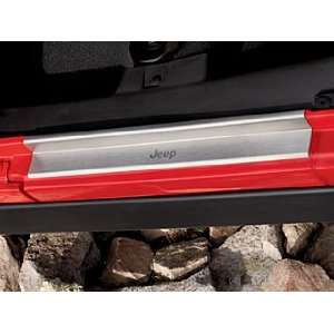 Jeep Wrangler 4 Door, Door Entry Guards Automotive