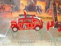 MATCHBOX YESTERYEAR 1936 LEYLAND CUB FIRE ENGINE LADDER