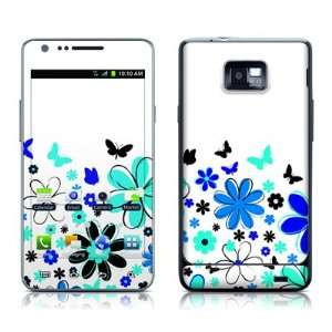 Josies Garden Design Protective Skin Decal Sticker for Samsung Galaxy