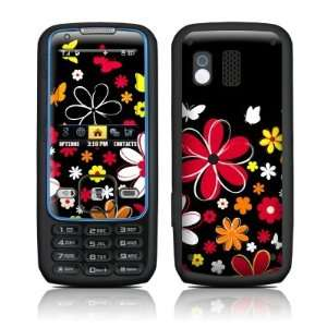 Lauries Garden Design Protective Skin Decal Sticker for Samsung Rant