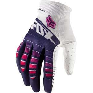 Fox Racing Airline Gloves Enterprize Pink Automotive