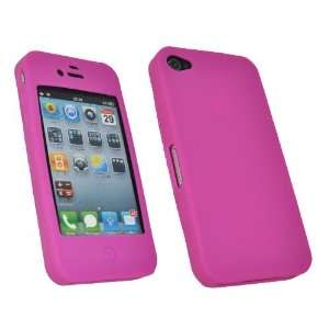 Mobile Palace Pink silicone skin case cover pouch holster