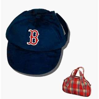 Red Sox Dog Hat Large   Official MLB Boston Red Sox Dog
