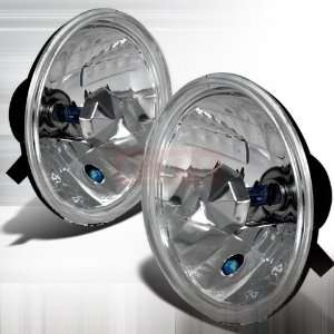 Bronco Headlights/ Head Lamps Euro Style Performance Conversion Kit
