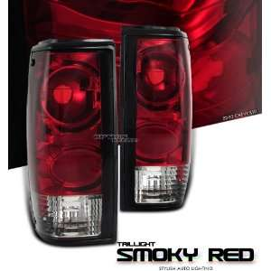 Chevy S10 Pickup Truck 82 93 Smoky Red Altezza Tail Light